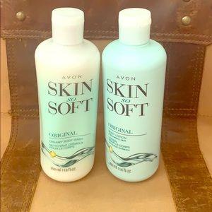 Avon skin so soft🥰